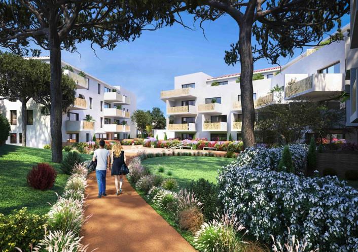 Programme neuf Balaruc Les Bains Hérault 34556178 Opus conseils immobilier