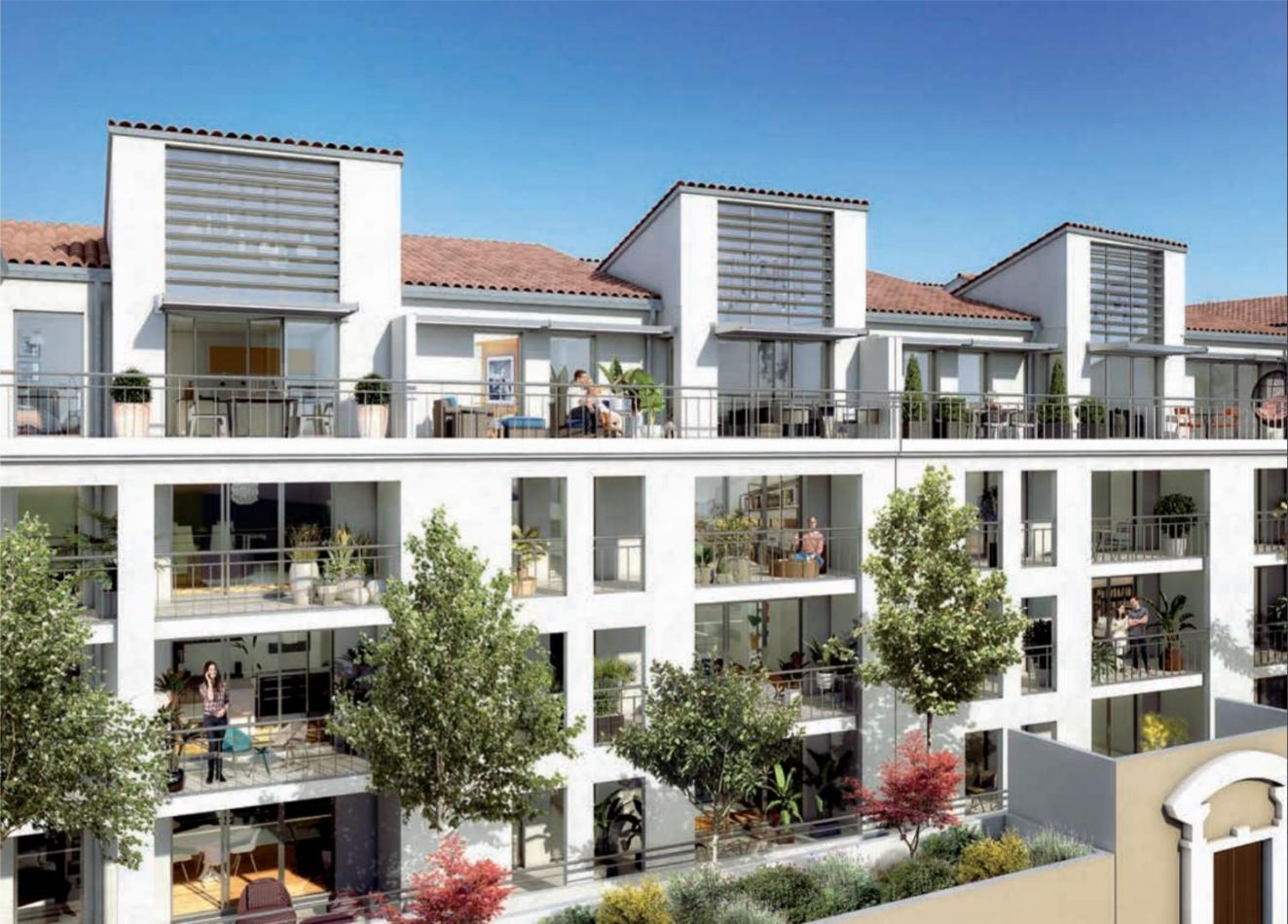 Programme neuf Nimes Gard 34556180 Opus conseils immobilier