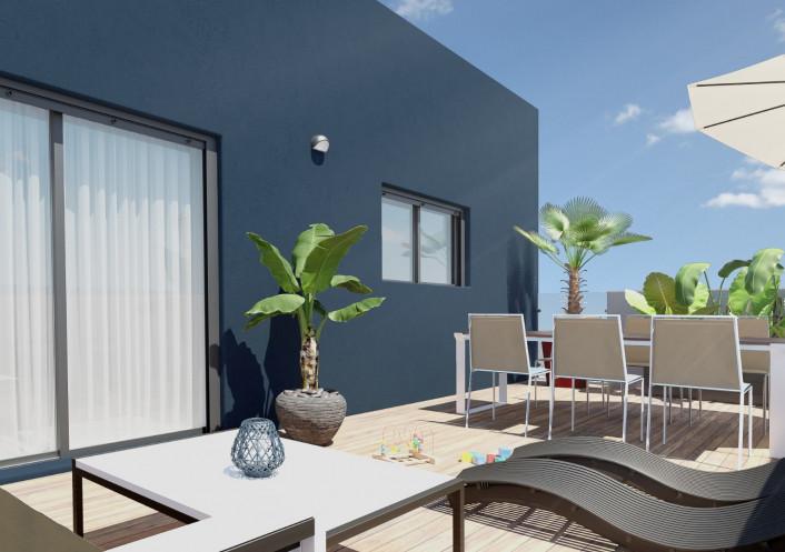 Programme neuf Castelnau Le Lez Hérault 34556182 Opus conseils immobilier