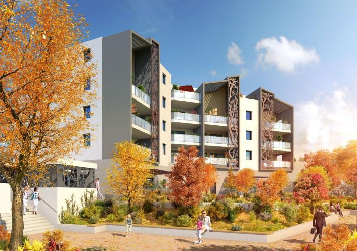 Programme neuf Saint Jean De Vedas Hérault 34556183 Opus conseils immobilier