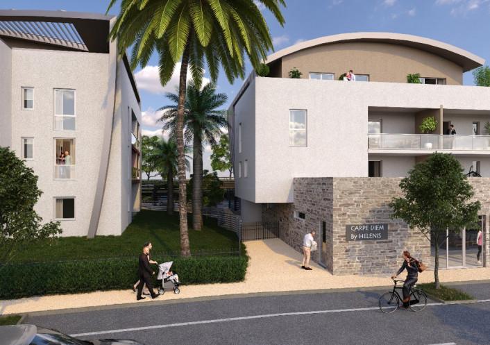 Programme neuf Jacou Hérault 34556187 Opus conseils immobilier