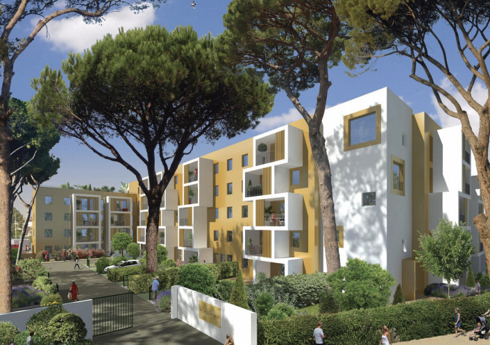 Programme neuf Montpellier Hérault 34556189 Opus conseils immobilier