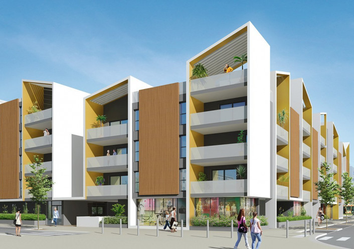 Programme neuf Saint Jean De Vedas Hérault 3455618 Opus conseils immobilier