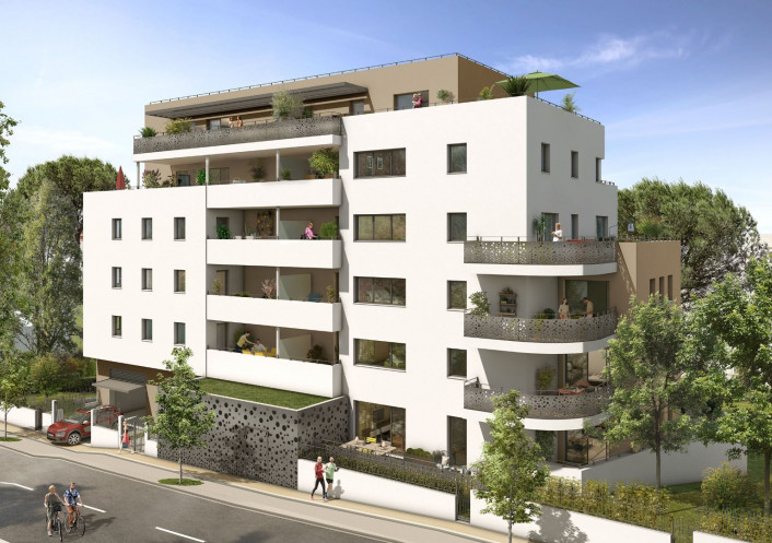 Programme neuf Montpellier Hérault 34556195 Opus conseils immobilier