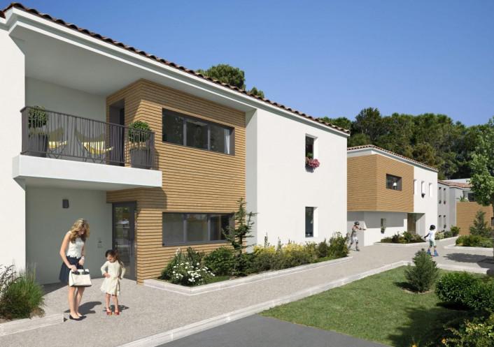 Programme neuf Castelnau Le Lez Hérault 34556198 Opus conseils immobilier