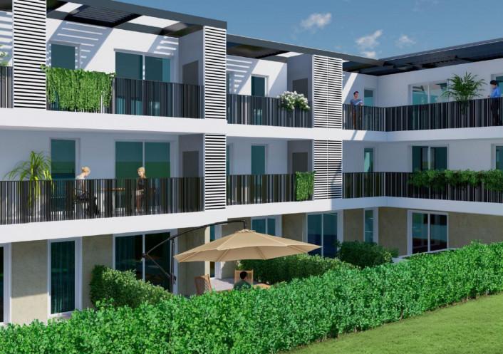 Programme neuf Castelnau Le Lez Hérault 34556203 Opus conseils immobilier