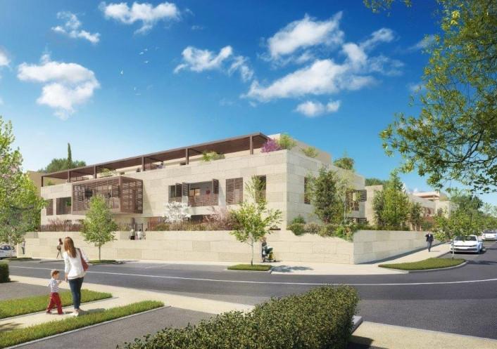 Programme neuf Castries Hérault 34556205 Opus conseils immobilier