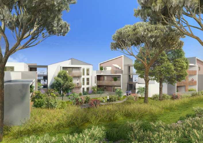 Programme neuf Grabels Hérault 34556206 Opus conseils immobilier