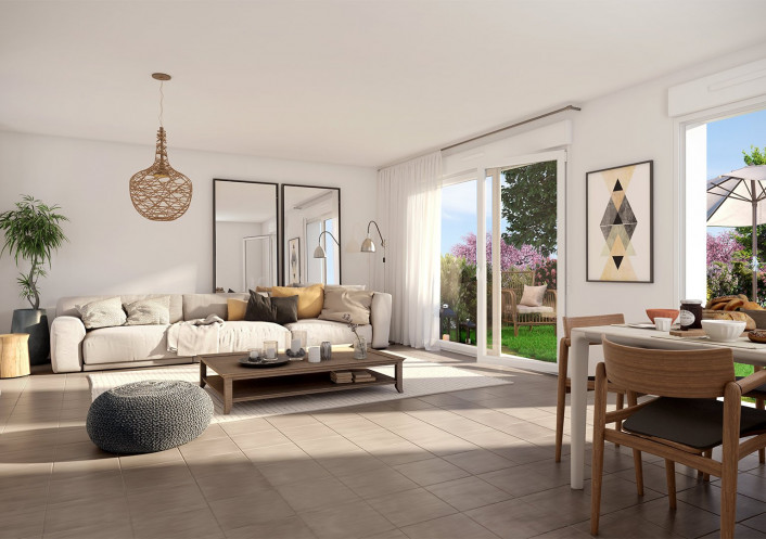 Programme neuf Castelnau Le Lez Hérault 34556207 Opus conseils immobilier