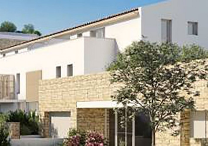 Programme neuf Restinclieres Hérault 34556210 Opus conseils immobilier