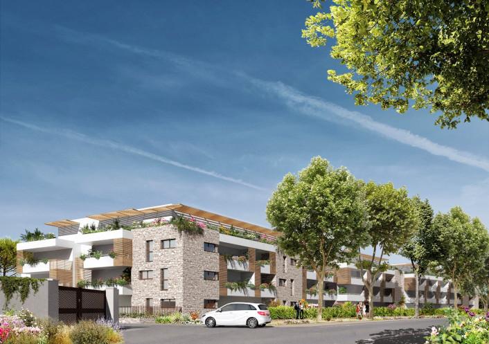 Programme neuf Vendargues Hérault 34556215 Opus conseils immobilier