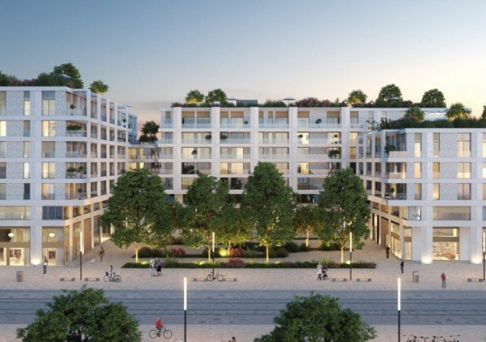 Programme neuf Montpellier Hérault 34556218 Opus conseils immobilier