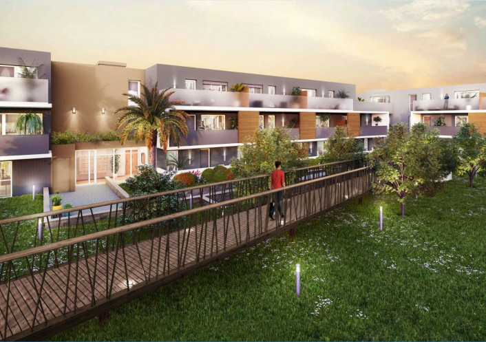 Programme neuf Montpellier Hérault 34556219 Opus conseils immobilier