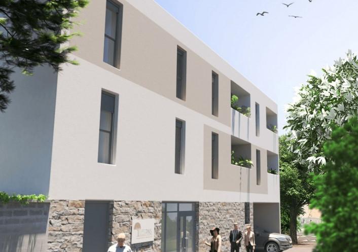 Programme neuf Castelnau Le Lez Hérault 34556220 Opus conseils immobilier