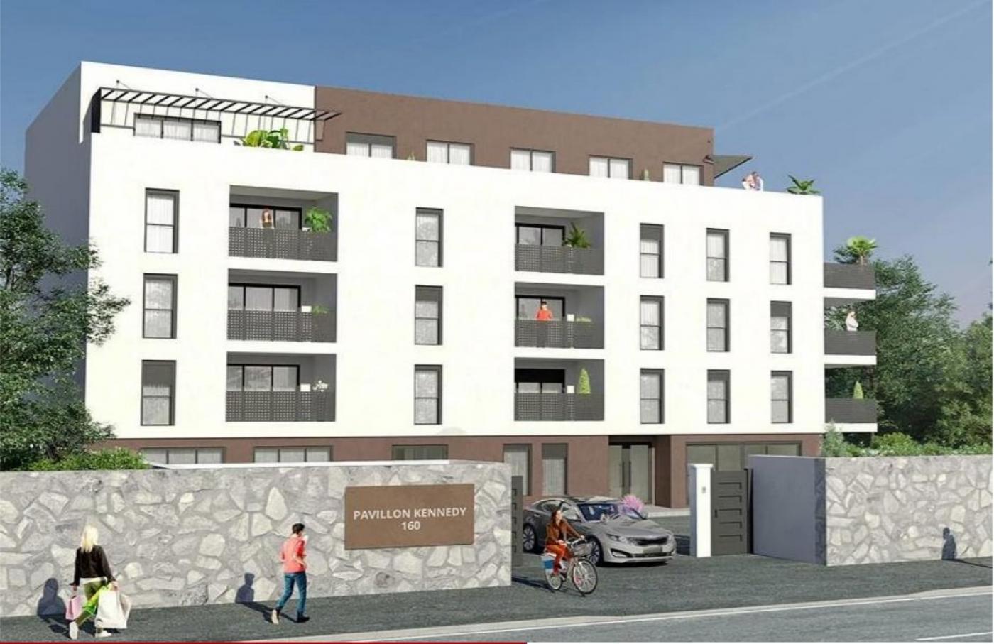 Programme neuf Nimes Gard 34556221 Opus conseils immobilier