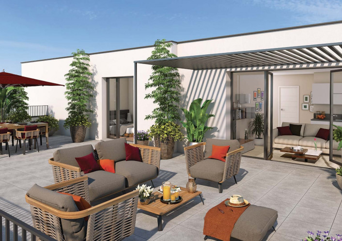Programme neuf Montpellier Hérault 34556225 Opus conseils immobilier
