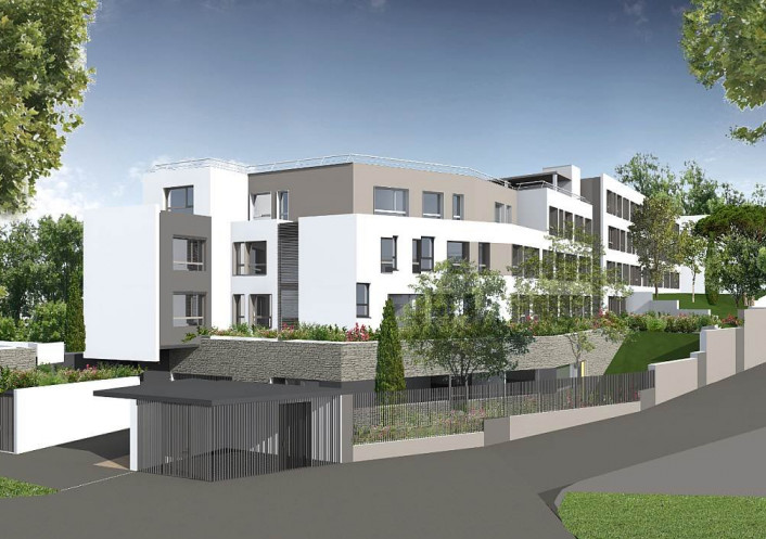 Programme neuf Montpellier Hérault 34556228 Opus conseils immobilier