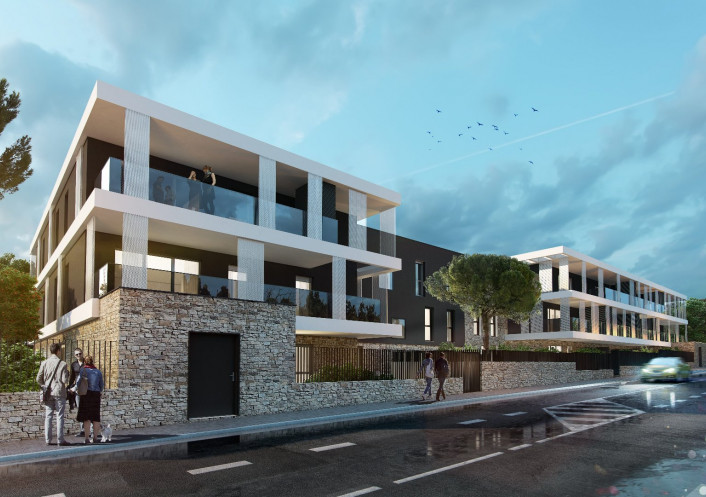 Programme neuf Montpellier Hérault 34556231 Opus conseils immobilier