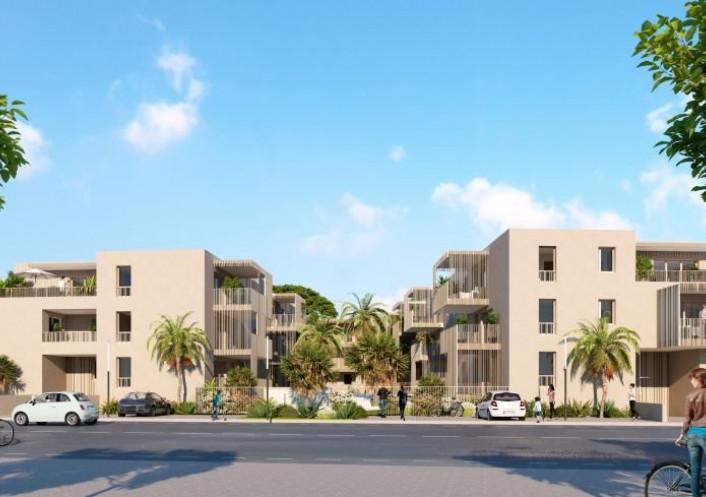 Programme neuf Marseillan Hérault 34556232 Opus conseils immobilier