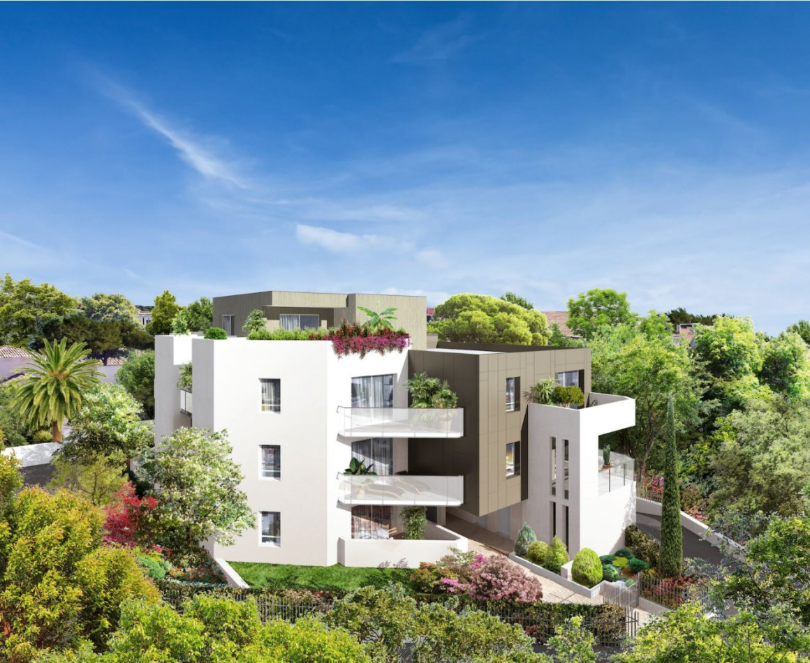 Programme neuf Castelnau Le Lez Hérault 34556233 Opus conseils immobilier