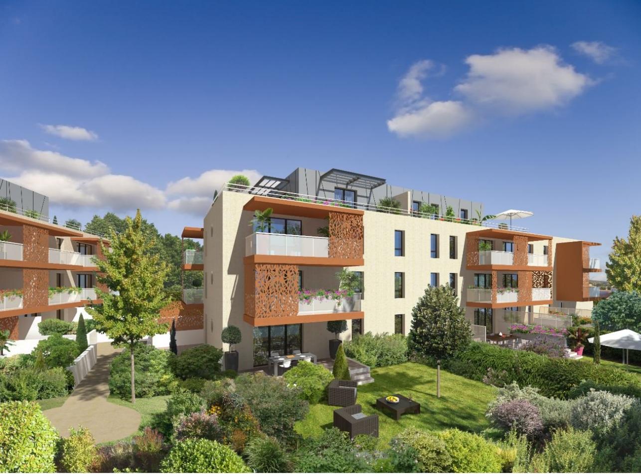 Programme neuf Baillargues Hérault 34556234 Opus conseils immobilier