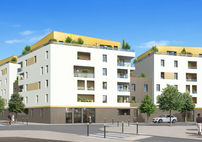 Programme neuf Nimes Gard 34556235 Opus conseils immobilier