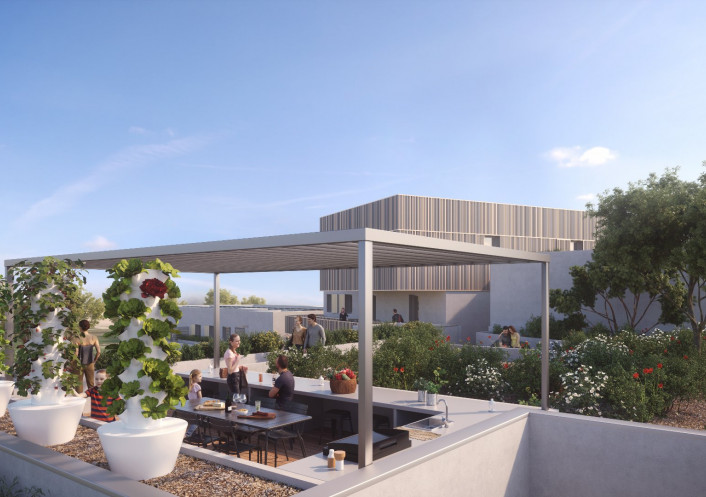 Programme neuf Mauguio Hérault 34556237 Opus conseils immobilier
