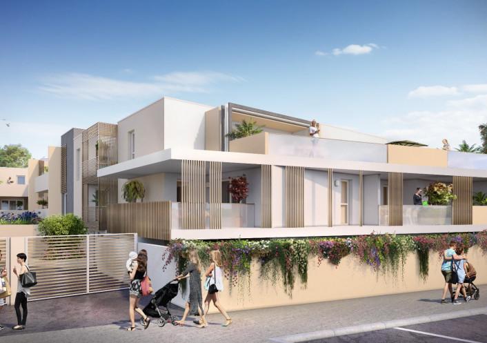 Programme neuf Castries Hérault 34556239 Opus conseils immobilier