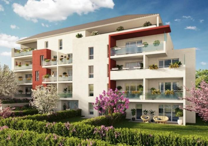 Programme neuf Nimes Gard 34556243 Opus conseils immobilier