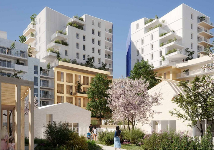 Programme neuf Montpellier Hérault 34556247 Opus conseils immobilier