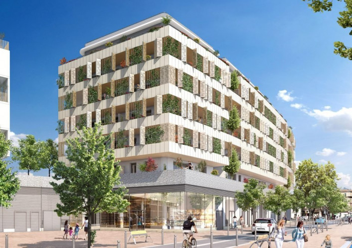 Programme neuf Montpellier Hérault 3455624 Opus conseils immobilier