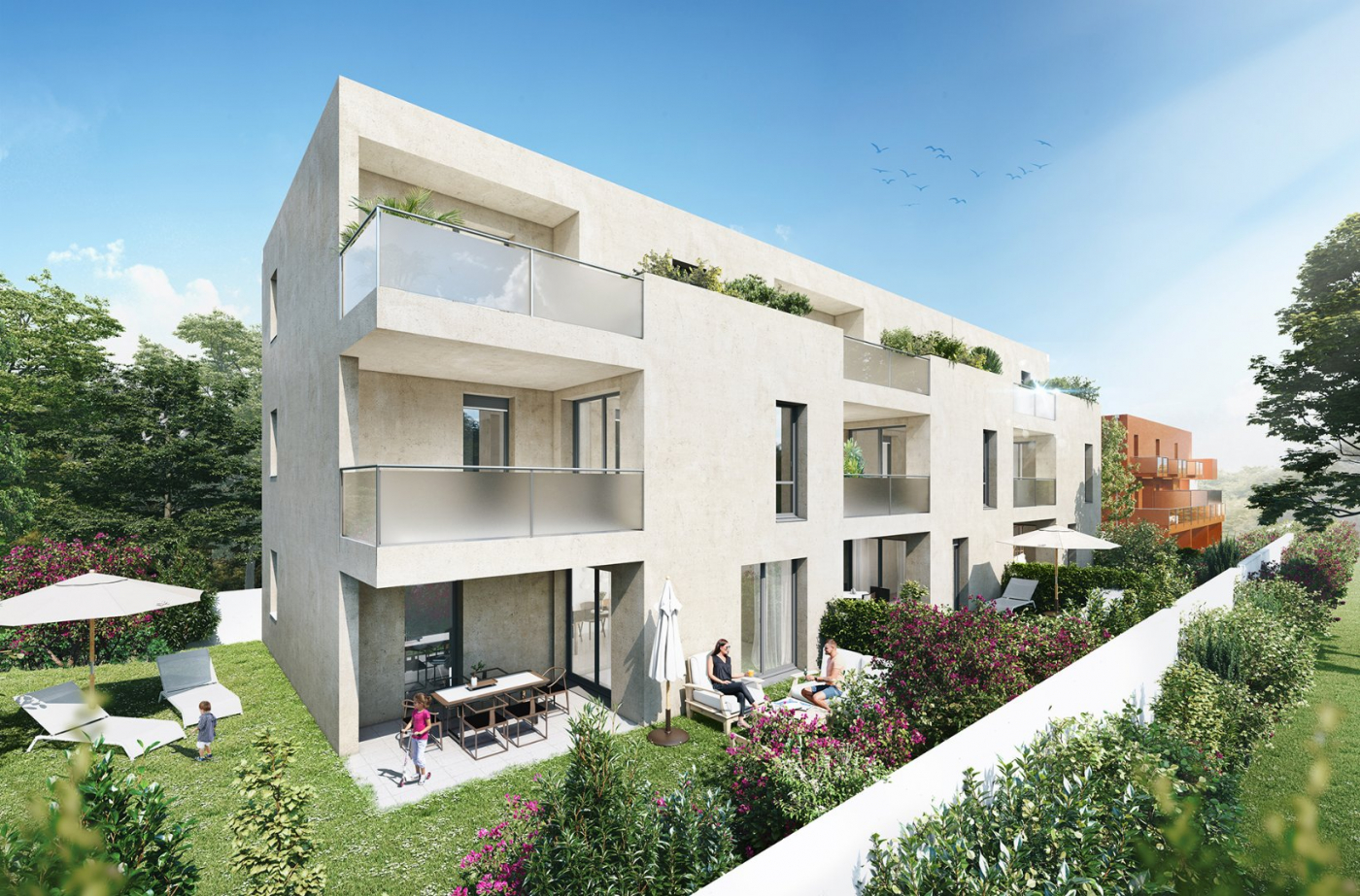 Programme neuf Montpellier Hérault 34556254 Opus conseils immobilier