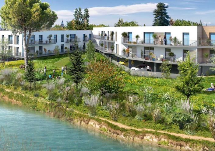 Programme neuf Aigues Mortes Gard 34556256 Opus conseils immobilier