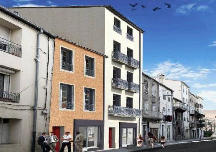 Programme neuf Sete Hérault 34556257 Opus conseils immobilier