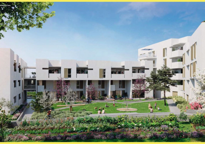 Programme neuf Montpellier Hérault 34556258 Opus conseils immobilier