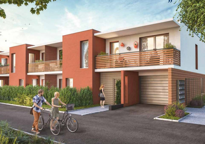 Programme neuf Montpellier Hérault 34556259 Opus conseils immobilier
