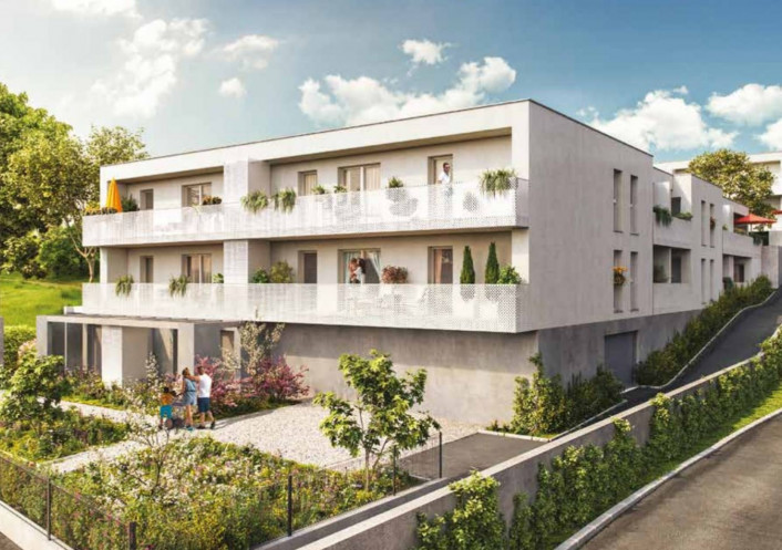 Programme neuf Montpellier Hérault 34556262 Opus conseils immobilier