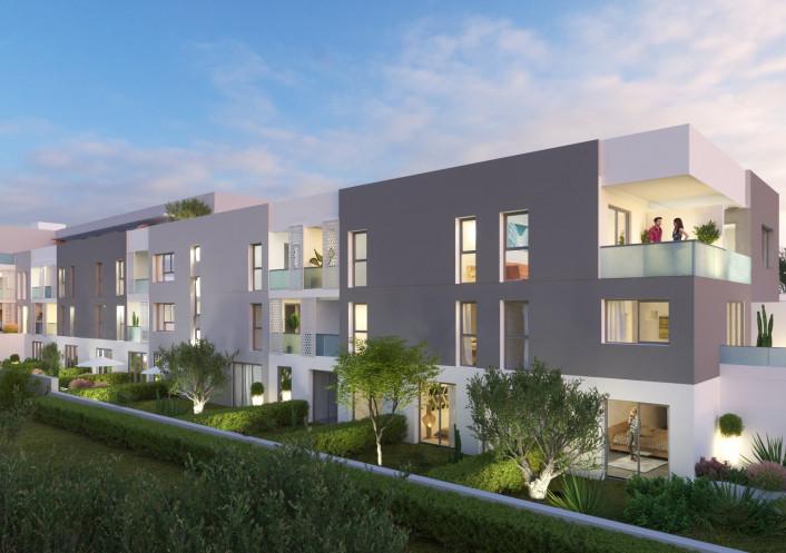 Programme neuf Castelnau Le Lez Hérault 34556265 Opus conseils immobilier