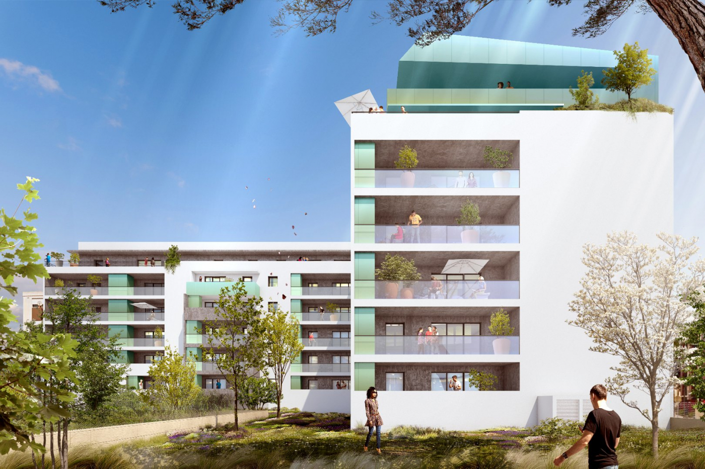 Programme neuf Montpellier Hérault 34556266 Opus conseils immobilier