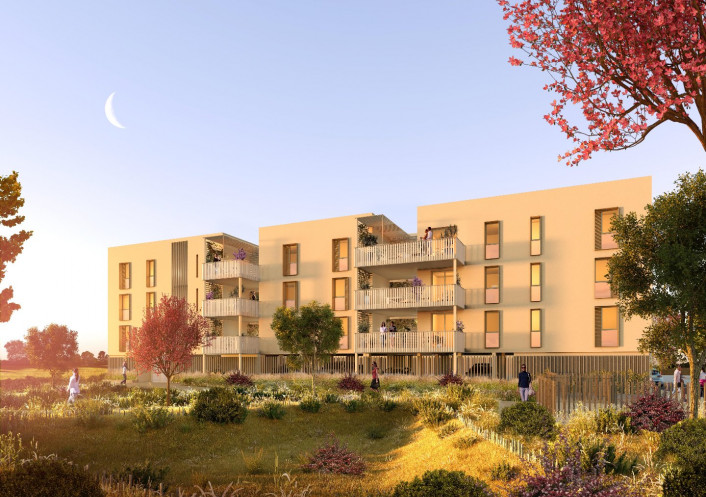 Programme neuf Mauguio Hérault 34556271 Opus conseils immobilier