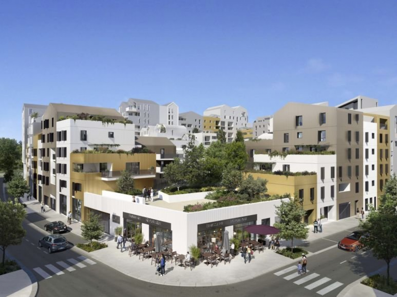 Programme neuf Montpellier Hérault 34556275 Opus conseils immobilier