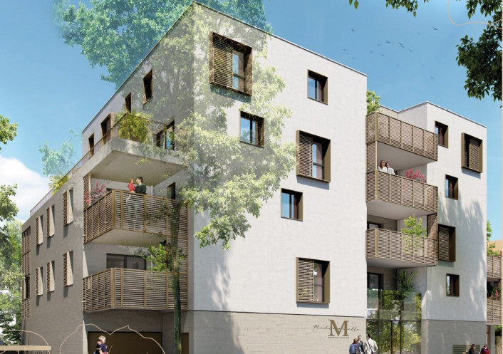Programme neuf Montpellier Hérault 34556276 Opus conseils immobilier
