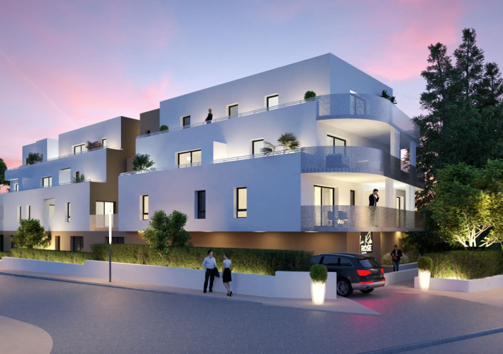 Programme neuf Montpellier Hérault 34556280 Opus conseils immobilier