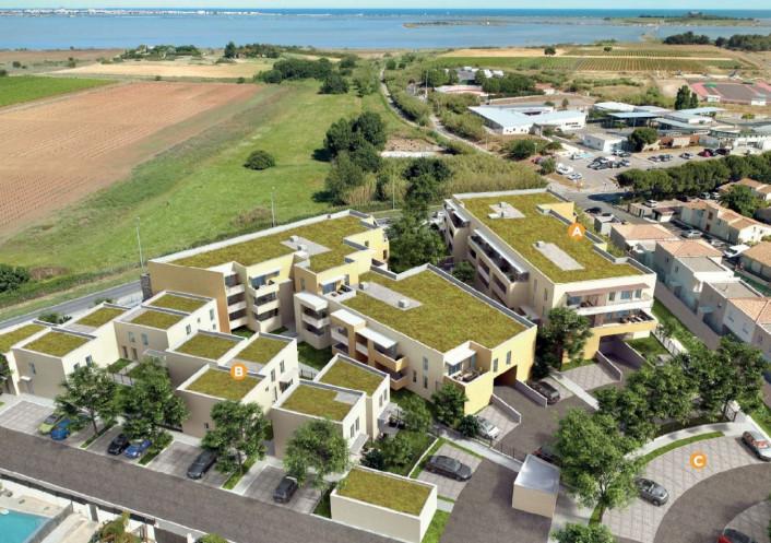 Programme neuf Villeneuve Les Maguelone Hérault 34556282 Opus conseils immobilier