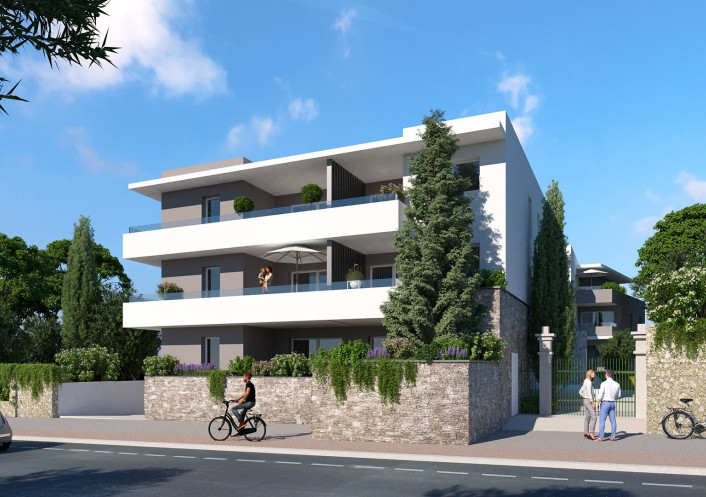 Programme neuf Montpellier Hérault 34556283 Opus conseils immobilier
