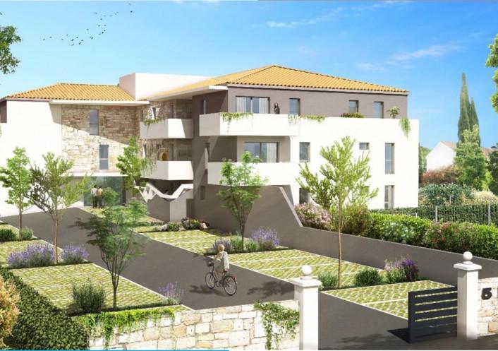Programme neuf Frontignan Hérault 34556288 Opus conseils immobilier