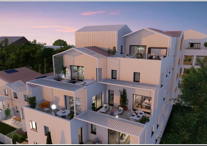 Programme neuf Saint Jean De Vedas Hérault 34556289 Opus conseils immobilier
