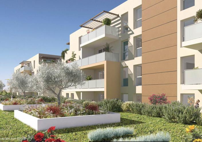 Programme neuf Nimes Gard 34556290 Opus conseils immobilier
