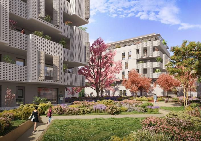 Programme neuf Castelnau Le Lez Hérault 34556291 Opus conseils immobilier