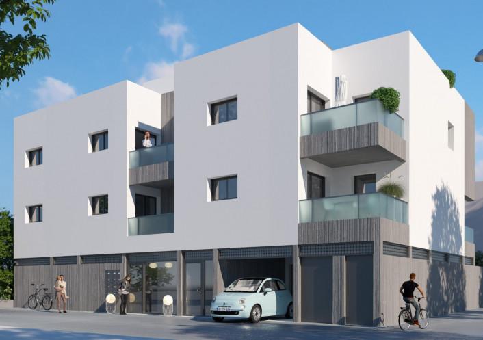Programme neuf Castelnau Le Lez Hérault 34556292 Opus conseils immobilier